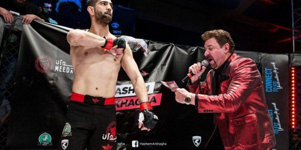 Arkhagha Dobson odds Dana White's Contender Series