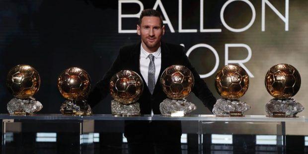 Leo Messi - Ballon d