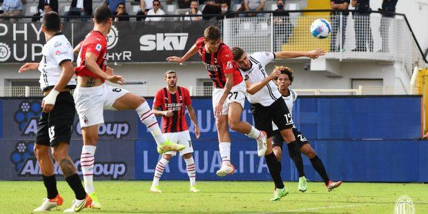 Daniel Maldini goal