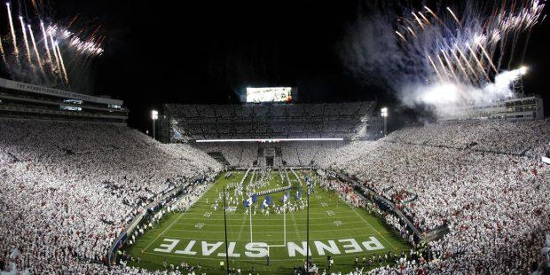Auburn Penn State odds