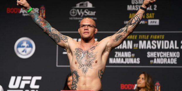Smith Spann odds UFC