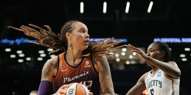 WNBA Playoffs odds Mercury Liberty