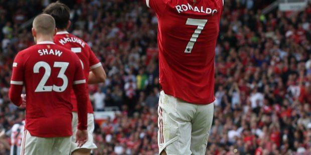 Cristiano Ronaldo Second Debut