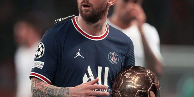 Messi - Ballon d