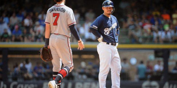 Braves Brewers odds NLDS